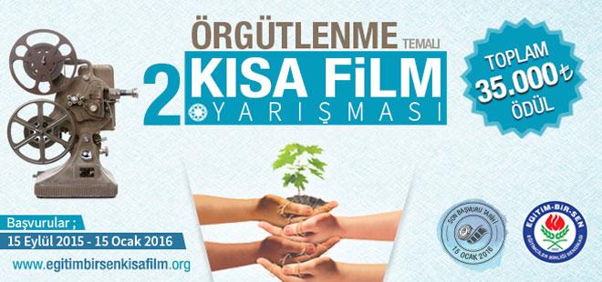 Örgütlenme temalı 2. kısa film yarışması