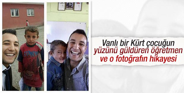 Gökhan Öğretmen o fotoğrafın hikayesini anlattı