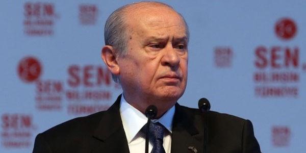 MHP Lideri Devlet Bahçeli 5. partiyi tarif etti