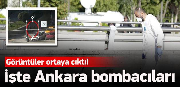 Ankara'daki terör saldırısına ilişkin yeni fotoğraflar