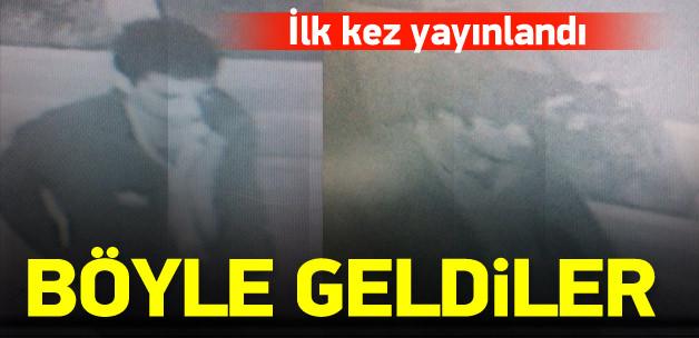 Ankara bombacıları böyle görüntülendi