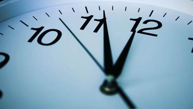 Dünya saatleri geri alıyor Türkiye saatleri durduracak