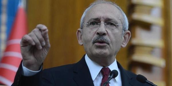 Kılıçdaroğlu: Bürokratları hemen görevden almayacağız
