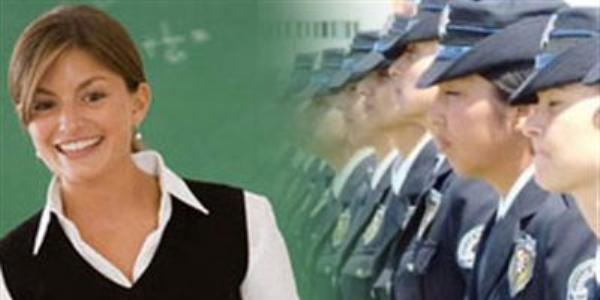 Şubat'ta 30 bin öğretmen, 27 bin polis atanacak