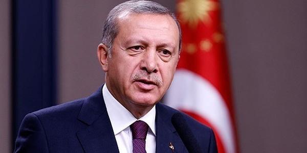 Erdoğan: Türkiye Sınırında Canlı Bomba Yakalandı!