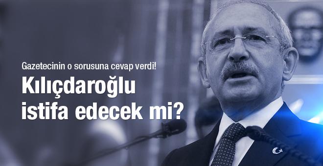 Kılıçdaroğlu istifa edecek mi?