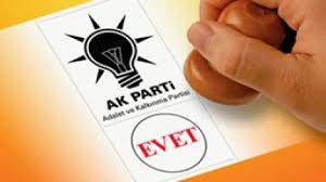 AKP'nin oy oranı %20 yükseldi