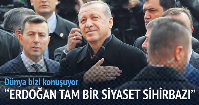 Dünya Erdoğan'ı konuşuyor