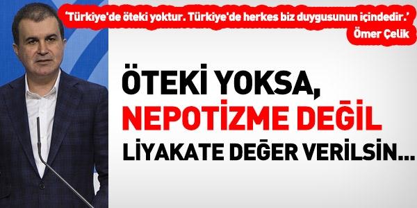 Yeni AK Parti Hükümetine çağrı