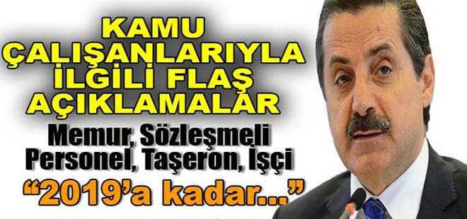 AK Partiden Kamu Çalışanlarıyla İlgili Flaş Açıklama!
