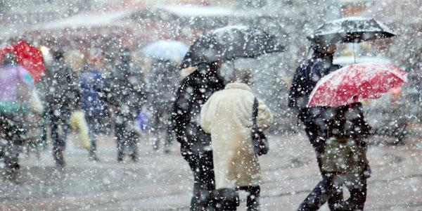 Hangi illerde kar tatili var? 2 İlde okullar tatil