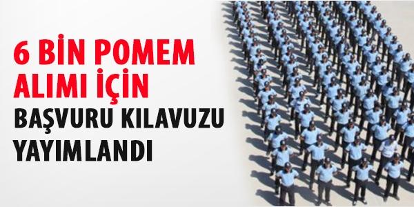 Polis adayları için kılavuz yayınlandı