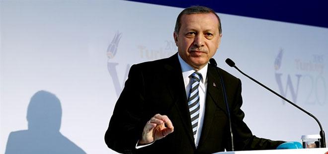 Erdoğan G-20 Zirvesinde Konuştu