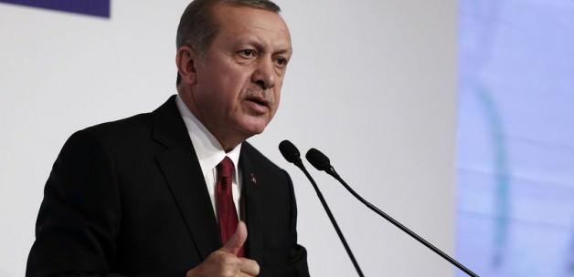 Erdoğan: Sistem krizinden kurtulmamız lazım