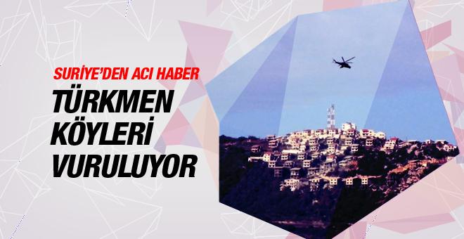 Suriye'de Türkmen Dağında Katliam Var