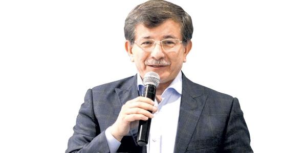 Davutoğlu: Başkanlık ilk gündem değil