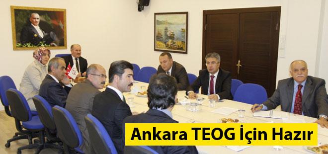 Ankara TEOG İçin Hazır