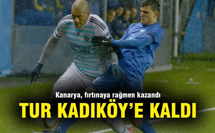 Fenerbahçe - Molde: 2-0