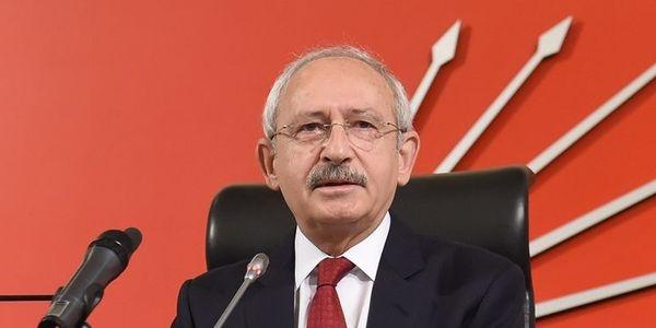 Kılıçdaroğlu'ndan Şube Müdürlüğü Açıklaması