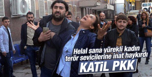 Tahir Elçi'nin eşi: Katil PKK