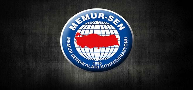 Memur-Sen: Diyarbakır'daki Terör Saldırısını Kınıyoruz