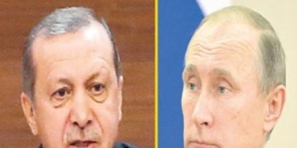 Tüm gözler Erdoğan ve Putin'de olacak!