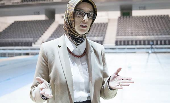 AK Parti Kadın Kolları Başkanlığına Lütfiye Selva Çam seçildi