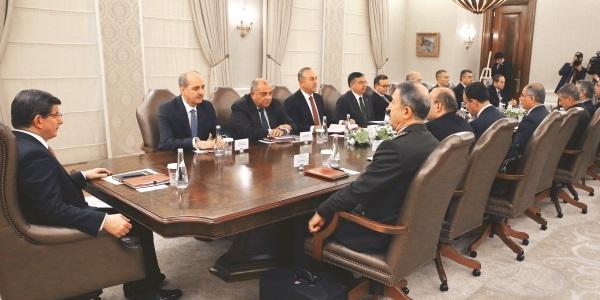 Türk askeri Musul'dan dönmeyecek