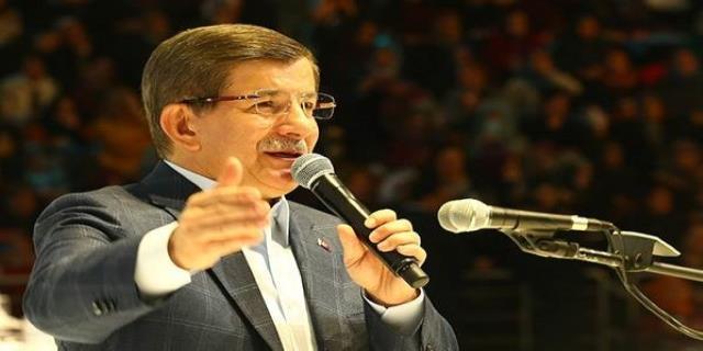 Davutoğlu'ndan Şubat'ta 30 Bin Öğretmen Ataması Açıklaması