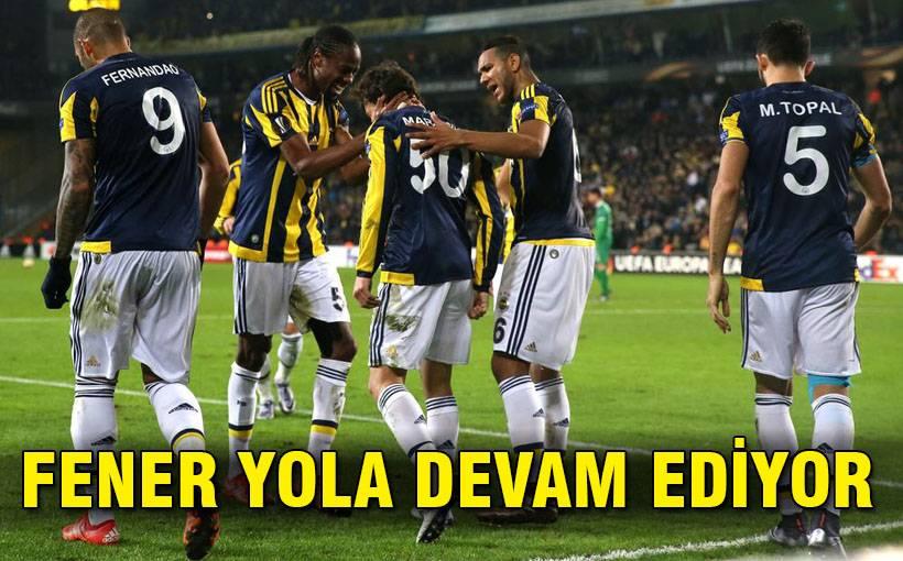 Fenerbahçe UEFA liginde 2. turda
