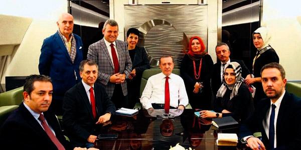 Erdoğan: Hiç işe gelmeden maaş alan var
