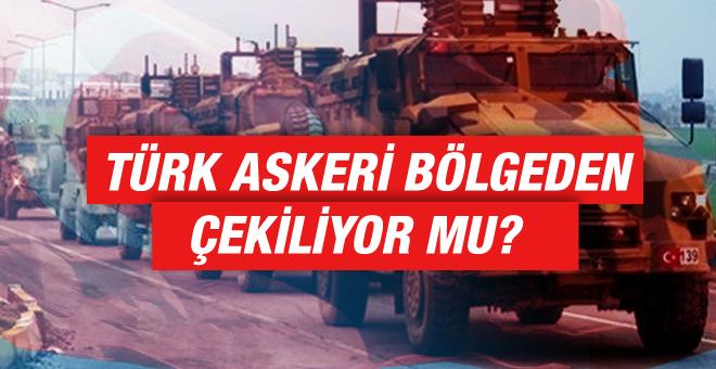 Musul Başika'da flaş gelişme Türk askeri ayrıldı