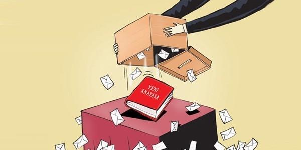 Yeni anayasa çalışmaları başladı