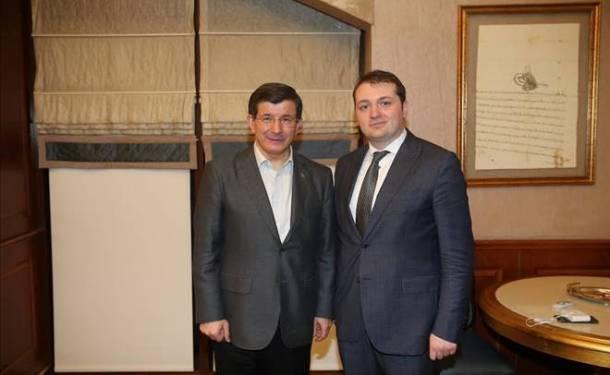 AK Parti Gençlik Kolları Melih Ecertaş'a emanet