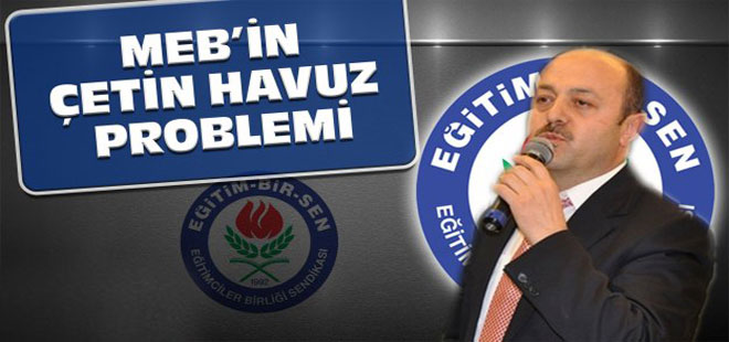 MEB'de Havuzdaki Bürokratlar Sorunu Çözüm Bekliyor