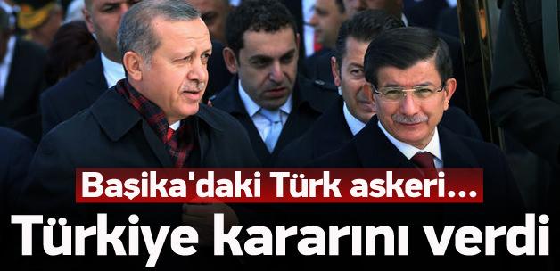 Türkiye Kararını Verdi: Musul'dan Çekiliyor