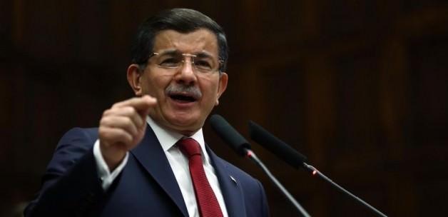 """Davutoğlu Açıkladı """"Öğretmenlerimiz İzinli Olacak"""""""