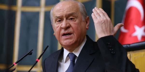 MHP' lideri Bahçeli 'kongre' tarihini açıkladı!
