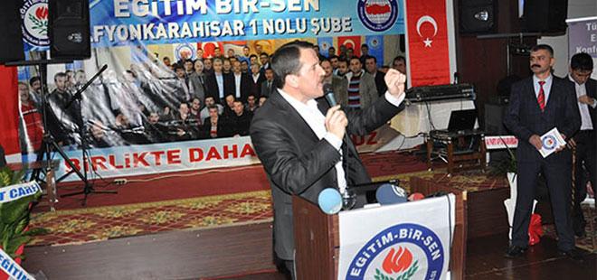 Ali Yalçın'dan Müfredat Değişikliği Talebi