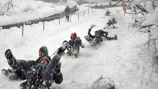Kar tatili olan iller - 21 Ocak 2016