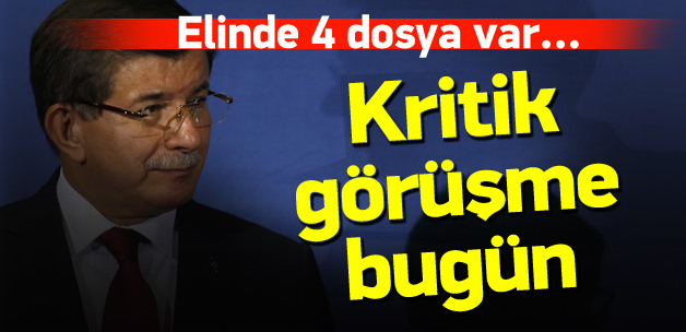 Davutoğlu-Kılıçdaroğlu Kritik Görüşmesi Bugün