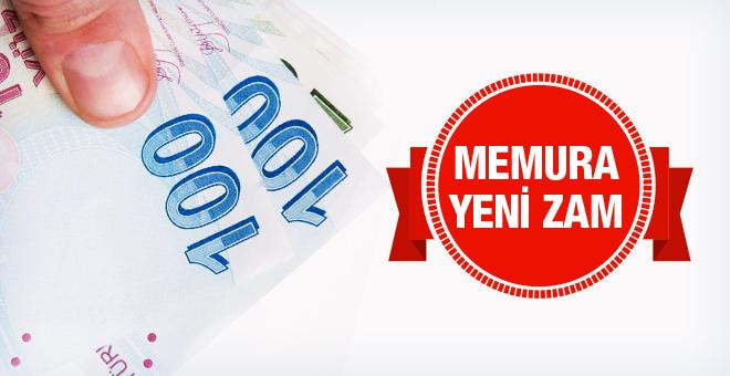 O Memurlara 290 Lira Ekstra Zam Müjdesi
