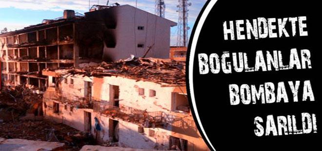 Metin Memiş: Hendeğe Gömülenler Bombaya Sarıldı