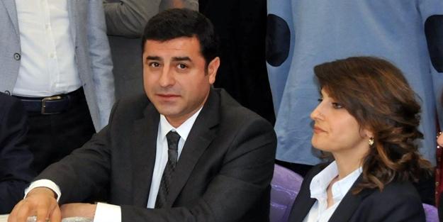Demirtaş'ın eşi bankamatik memuru çıktı