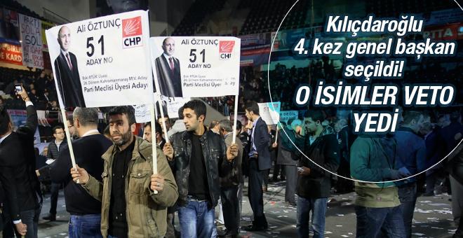 CHP Parti Meclis'inde kimler var?