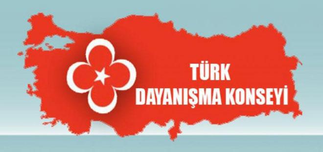 Türk Dayanışma Konseyi'nden Terörle Mücadeleye Destek