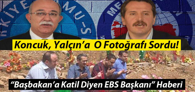 """Koncuk, Ali Yalçın'a """"O Fotoğrafı"""" Sordu!"""