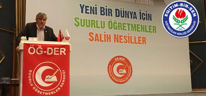 Latif Selvi: Değişim ve Dönüşüm Öğretmenlerle Olacak