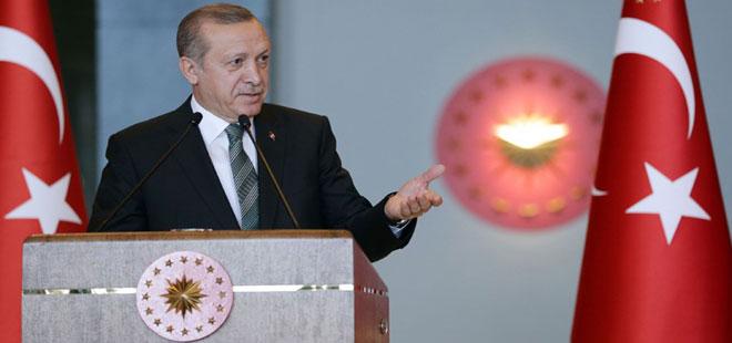 Erdoğan'dan yeni anayasa için flaş açıklama...