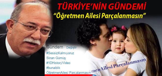 """""""ÖğretmenAilesi Parçalanmasın"""" Türkiye Gündemi Oldu!"""